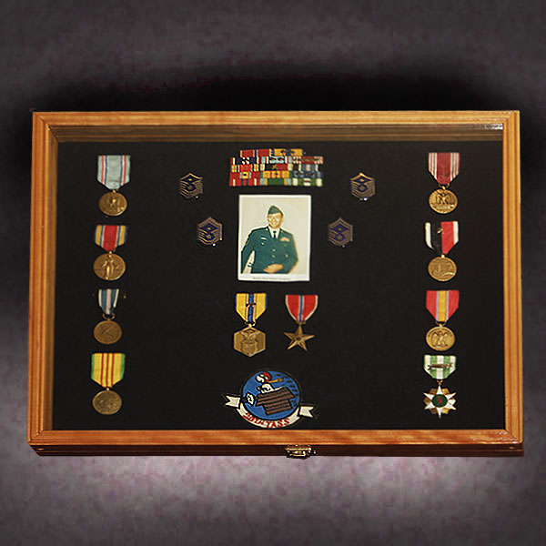 16x24 Military Shadow Box