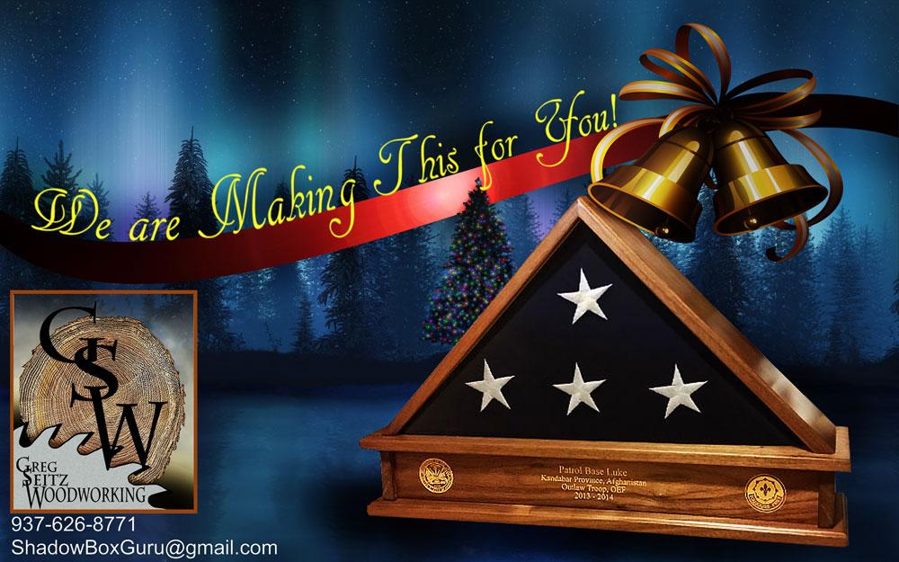 flag box gift card