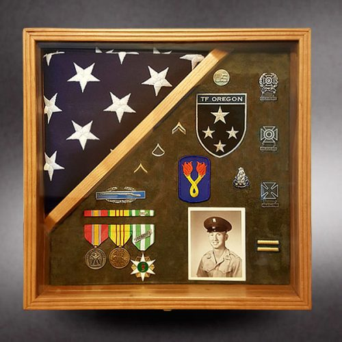 Vietnam Shadow Box