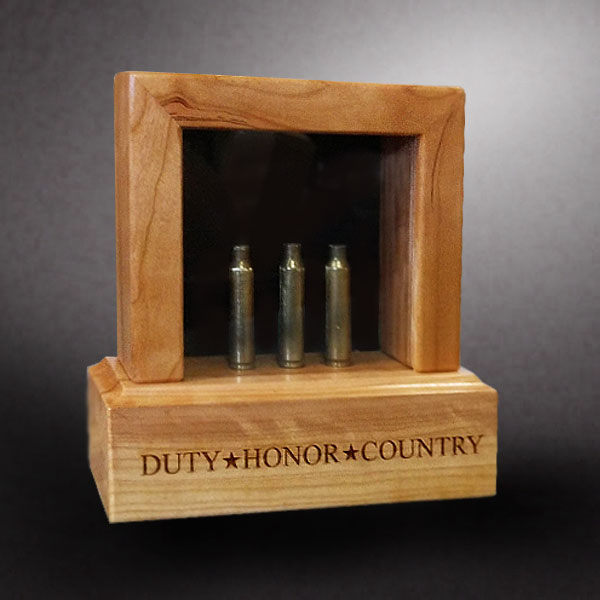 Box for shell casings