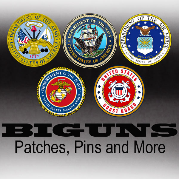 medals, patches, pins and ribbons