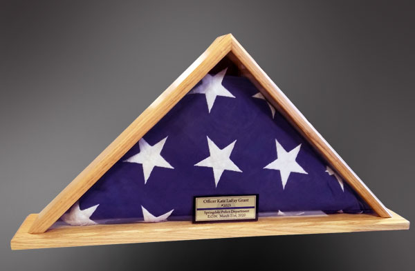 EOW flag Case