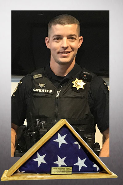 Deputy Ryan Hendrix