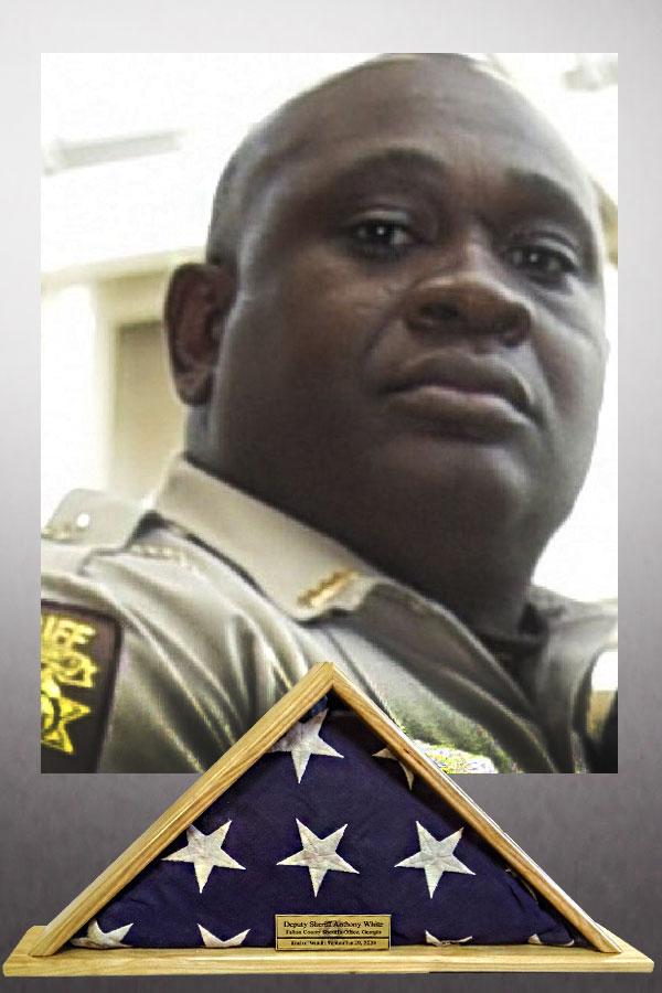 Deputy Sheriff Anthony White