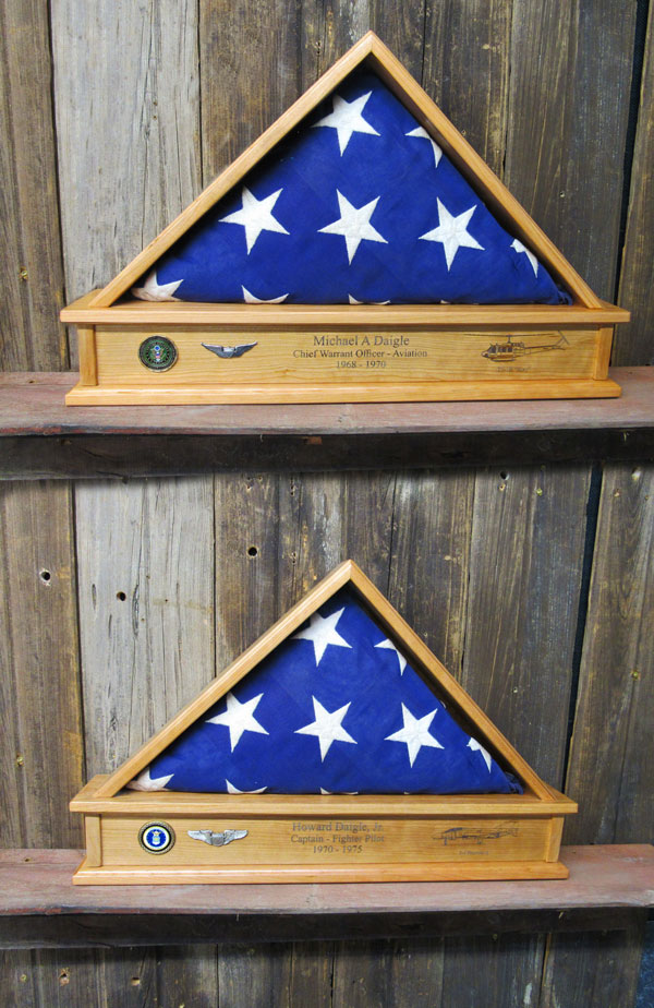 Flag Cases for Twins