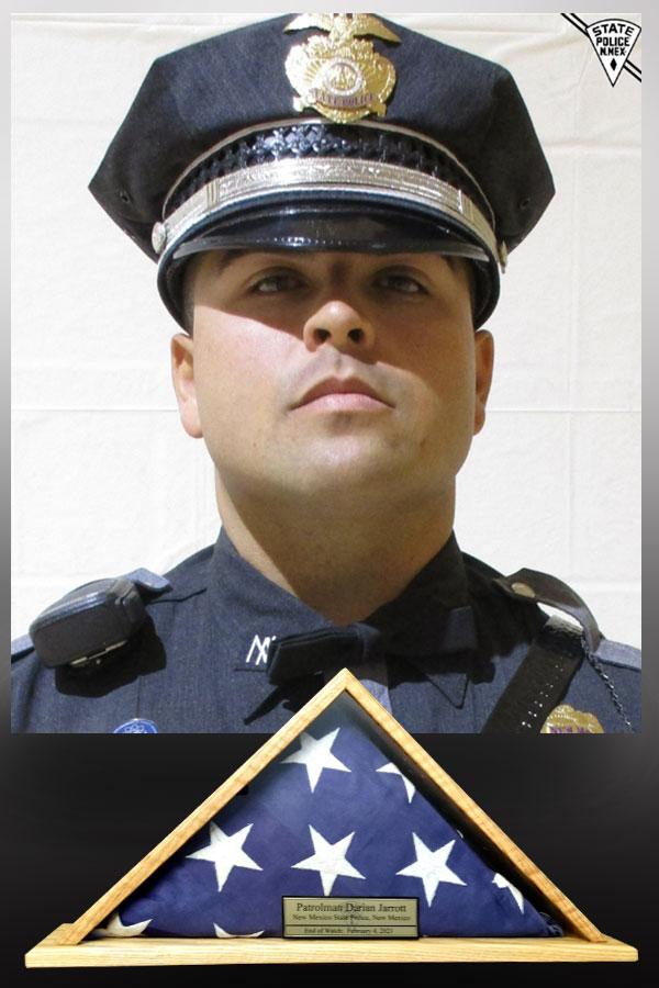 Patrolman Darion Jarrott