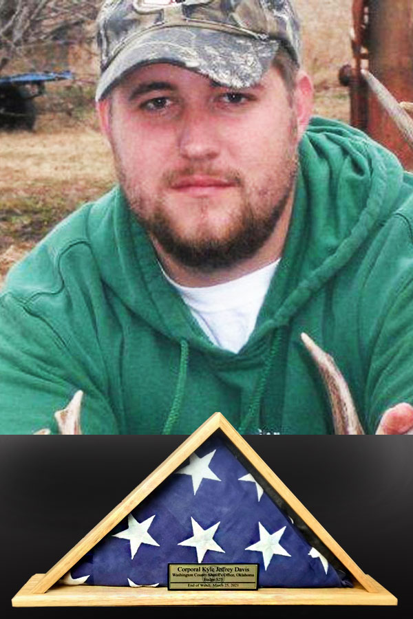 Corporal Kyle Davis