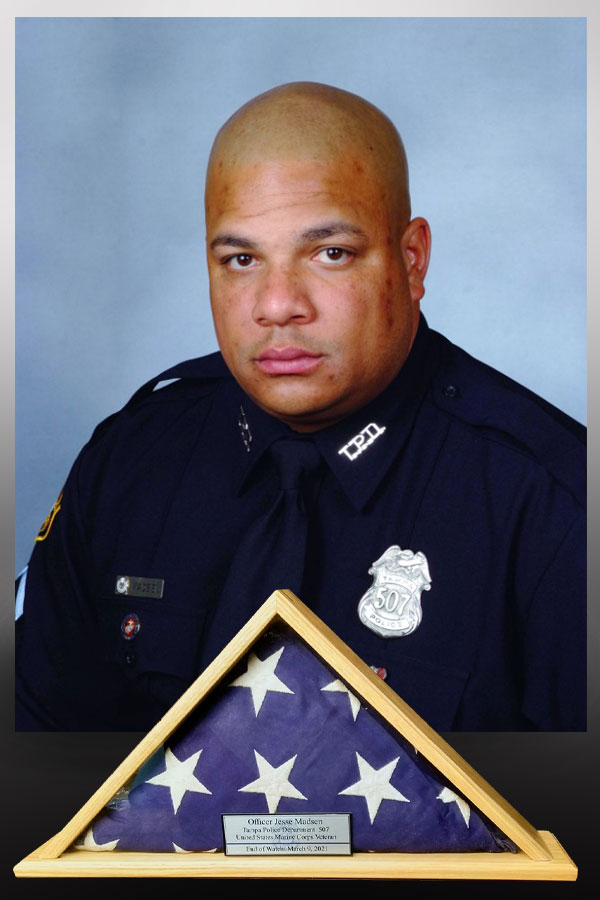 Officer Jesse Madsen