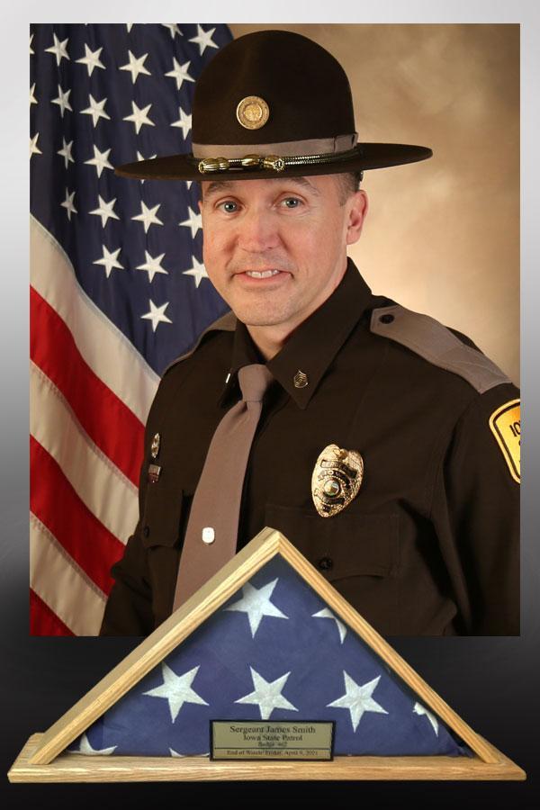 Sergeant James Smith