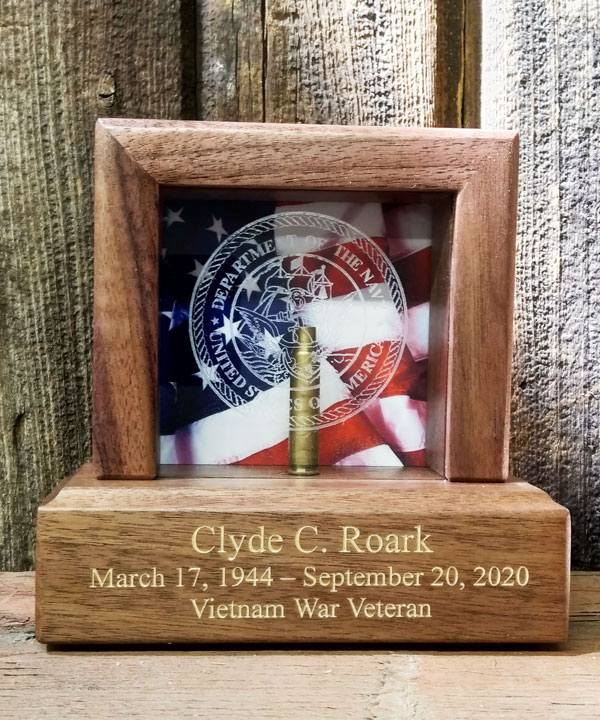 Display box for Honor Guard Shell Casings