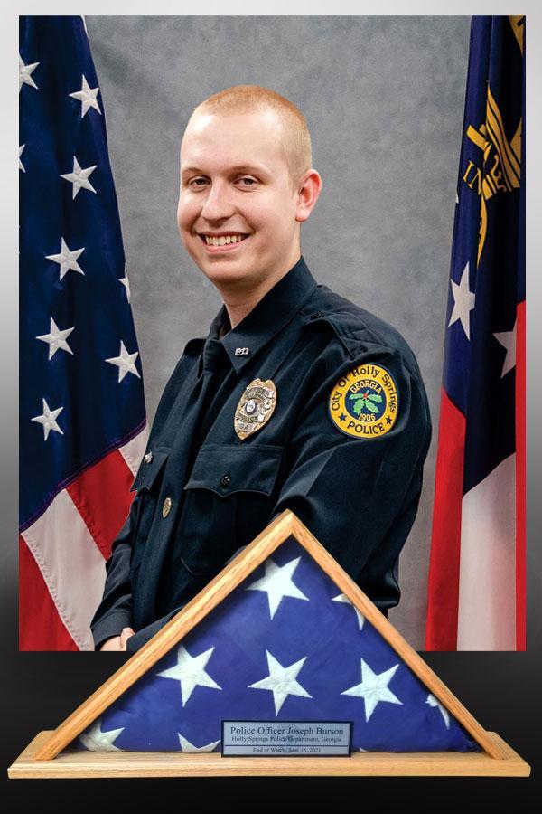 Officer Joseph Burson